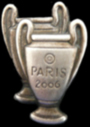 Pin COPA UEFA CHAMPIONS LEAGUE 2006, PARIS