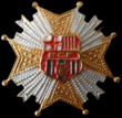 Old embleme from Barcelona F.C.