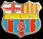 Barcelona old badge crest